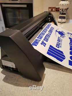 Vinyl Cutter & Computer Business In A Box Plotter Signs Stickers Wall Decal Sm