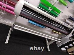 Vinyl Cutter / Cutting Plotter WITH VINYL! LIYU SC1261-AM Optical Eye 53inch