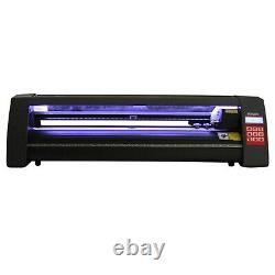 Vinyl Cutter Plotter 28 LED Light Guide Label MAC Machine Signcut Pro Software