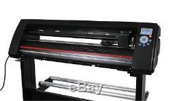 Vinyl Cutter Plotter 53 Liyu TC1261-AA withARMS Automatic Optical Eye Contour Cut