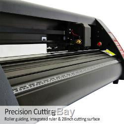 Vinyl Cutter Plotter 72cm Mac Windows with Stand & Cover SignCut Pro Software