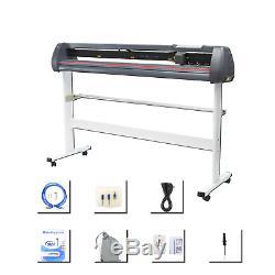 Vinyl Cutter Plotter Cutting 53 Sign Making Drawing Tools 1350mm Backlight Hot