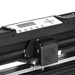 Vinyl Cutter Plotter Cutting Machine 14/28/34/53 Software USB Port Craft Art