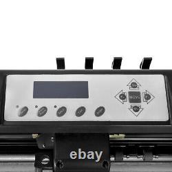 Vinyl Cutter Plotter Cutting Machine 14/28/34/53 inch Signmaster Software Craft