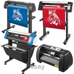 Vinyl Cutter Plotter Cutting Machine 375/720/870/1350 mm Software USB Art Craft