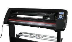 Vinyl Cutter Plotter Liyu TC631-AA ARMS Contour Cut 28 Inch