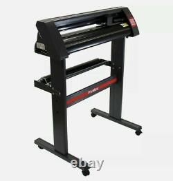 Vinyl Cutter Plotter Machine with Stand 28 Business SignCut Pro Optical Eye