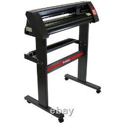 Vinyl Cutter Sublimation Printer 5 in 1 Heat Press Plotter Machine 28 Printing