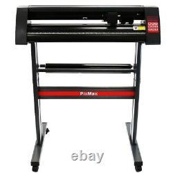 Vinyl Cutter Sublimation Printer Swing Heat Press Plotter Machine 28 Weeding Pa