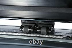 Vinyl Cutting Plotter 34 Manufacturer 3Blade Genuine SignMaster Software 870MM