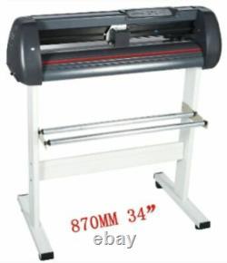 Vinyl Plotter Design Cutting Printer Machine