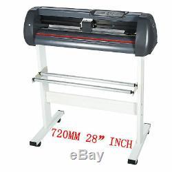 Vinyl Sign 28 Cutting Plotter 720mm Printer Sticker Genuine SignMaster software