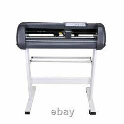 Vinyl Sticker Cutter Plotter Machine with Stand 28 Business Signmaster 3 Blades
