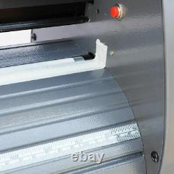 WOO 1350 mm 53 LCD Sign Decal Sticker Vinyl Cutter Cutting Plotter Contour