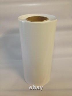 1 Roll White Vinyl 48 X 150 Feet Plotter Liquidation Sign Sticker Voitures Gloss