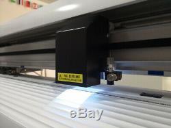 1270mm 50 CCD Contour Traceur Cutter Vinyle Coupe Voiture Wrap + Us Signmaster