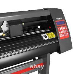 1350mm Vinyle Schneideplotter Mit Led Folienplotter Traceur Logiciel Mac De Windows