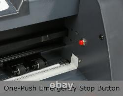 14 Vinyl Cutter Plotter 375mm Imprimante Vinyl Enseigne Coupe Hors Ligne