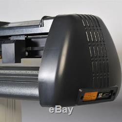 14 Vinyle Cutter Sign Plotter De Découpe 375mm Imprimante Sticker Usb Port