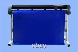 1pc 1100 MM 43 LCD Sign Sticker Vinyl Cutter Cutting Plotter New Sk1100t Zz