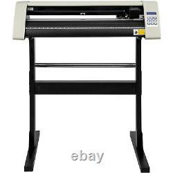 28 Vinyl Cutter Machine 720mm Avec Stand Vinyl Plotter Cutter Signmaster Cutting