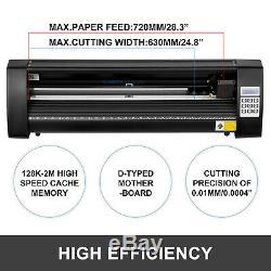 28 Vinyle Cutter Machine 720mm Avec Support Vinyle Cutter Traceur Signmaster Coupe