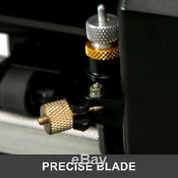 28 Vinyle Cutter Machine Vinyle Traceur Réglable Force Et Vitesse Enseignes Usb