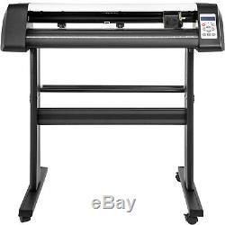 28 Vinyle Cutter Traceur Machine De Coupe 720mm Enseignes Outils Usb Logiciel