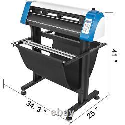 28 Vinyle Cutter Traceur Sign Machine De Découpe Automatique Signmaster Faites Des Autocollants