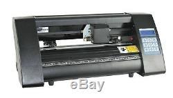 361pe Bureau Vinyle Traceur Cutter, Eye Optique 14 Choisissez Un Logiciel