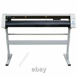 48sign Autocollant Vinyle Cutter Traceur Machine De Découpe Rs-1360c + Stand + Lt Software