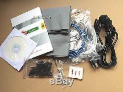 52 Vinyle Cutter Traceur Optical Eye, Flexi 11 Et Support, Coupe Contour