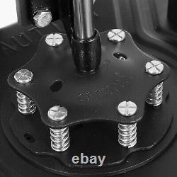 5in1 Presse À Chaleur 12x15 Vinyl Cutter Plotter 34 870mm Backlight Signmaster