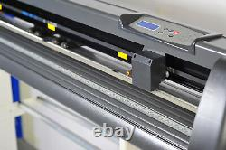 720mm Vinyl Cutter Plotter 28 Coupe Avec Graphiques &signmaking Software Bundle