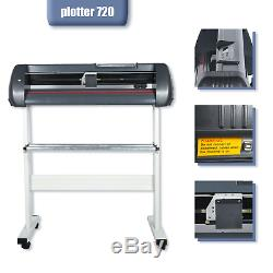720mm Vinyle Coupe Traceur Cutter Sign Maker Traceur 28