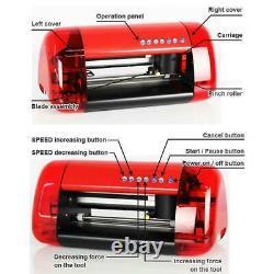 A4 Taille Mini Cutter Plotter Machine Avec La Fonction Contour Cut