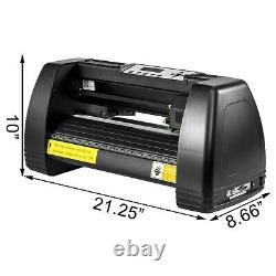 Coupeur De Vinyle 14 Pouces Plotter Machine 350mm Paper Feed Vinyl Cutter Plotter