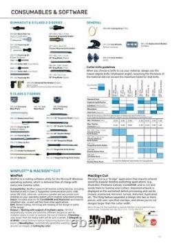 Coupeur De Vinyle De Transfert De Chaleur Summacut D60 24 Pouces (61 Cms) Traceur De Coupe De Htv