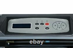 Cutter De Panneaux De Découpe De Vinyle 720mm 28 Sticker D'imprimante Cutter De Vinyle LCD