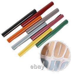 Flock T-shirt Diy Vinyl Htv Heat Press Vinyl Transfer Cutter Plotter 11 Couleurs