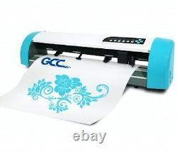 Gcc Ar-24 Vinyl Cutter Plotter 24 (61 Cms) Livraison Gratuite
