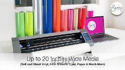 Graphtec Ce-50 Lite 20 Pouces Vinyle Cutter & Traceur Bundle Avec Le Logiciel