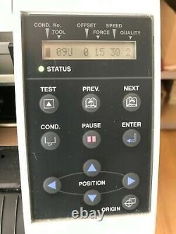 Graphtec Ce5000-60 Plotte À Cutter En Vinyle, Support Et Ordinateur Portable Chargé