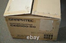 Graphtec Ce6000-60 Plot De Coupe De Vinyle 24 No Stand