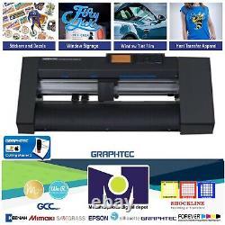 Graphtec Ce7000-40 15, 40cms Vinyl Cutter/plotter 2 Yeas Garantie Livraison Gratuite