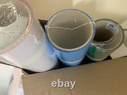 Graphtec Vinyle Cutter Plotter, Heatpress, Bundle Of Vinyls And Accessories
