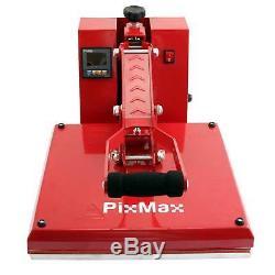 Heat Machine De Presse Sublimation 38 X 38 CM T-shirt En Vinyle Traceur Cutter Imprimante