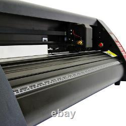 Imprimante De Sublimation De Cutter De Vinyle Plotter De Pression De Chaleur 28 T-shirt