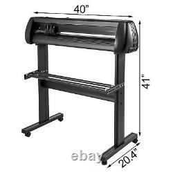Logiciel Vevor 34 Plotter Cutter De Vinyle Ensemble D'outils De Dessin À Large Format
