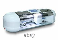 Machine À Cutter En Vinyle 12 Plotter, Logiciel De Découpe De Panneaux + Lames + Tapis